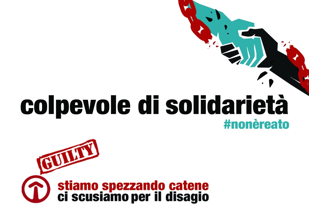 cartello A4solidarietà