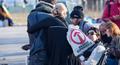 Tenda dei popoli Piazzale Maslax - Hug#2