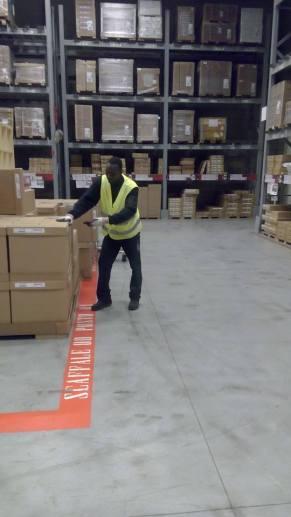 Ousmane Sangare IKEA